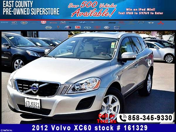 2012 Volvo XC60 3.2 Stock #161329