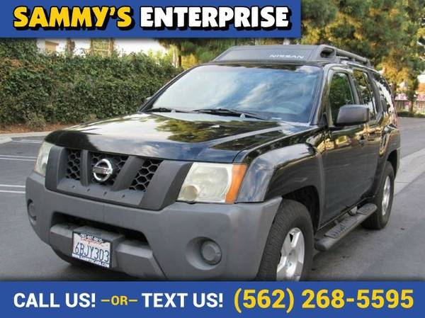 2007 Nissan Xterra S 4dr SUV (4L V6 5A)