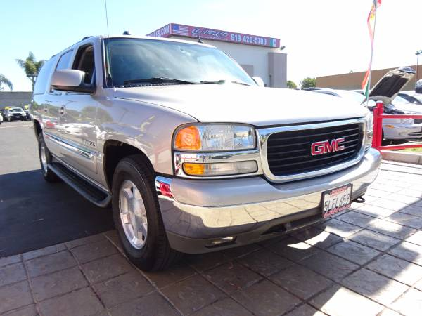 2004 GMC Yukon XL SLT 1500 - 4WD 1-Owner!!!!