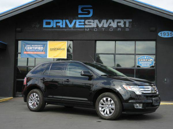 2010 *Ford* *Edge* SEL Loaded ★ YOUR JOB IS YOUR CREDIT !!
