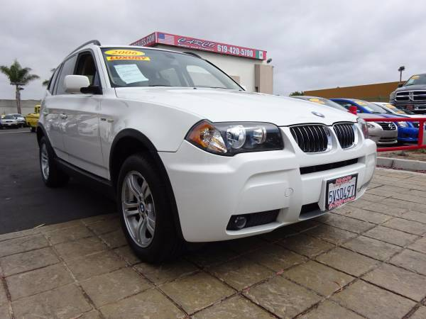 2006 BMW X3 3.0i - AWD SUV - All Credit Approved!!!
