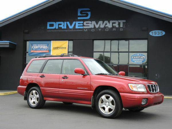 2002 *Subaru* *Forester* 1 Owner ★ YOUR JOB IS YOUR CREDIT !!