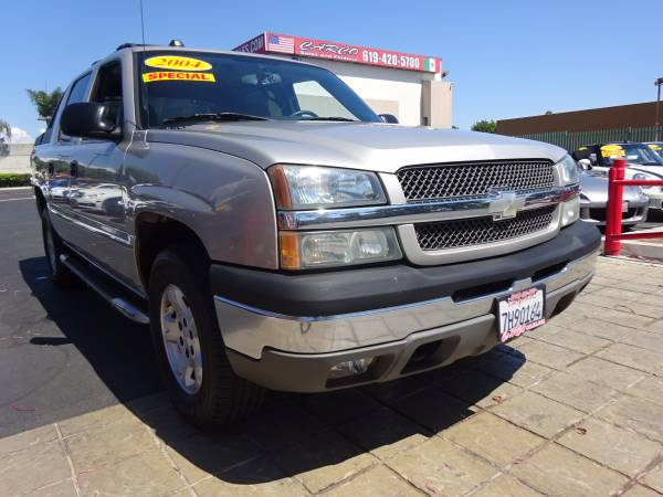 2004 Chevrolet Avalanche 1500 - Z71 4x4!!!! Fully Loaded 1-Owner!!!!