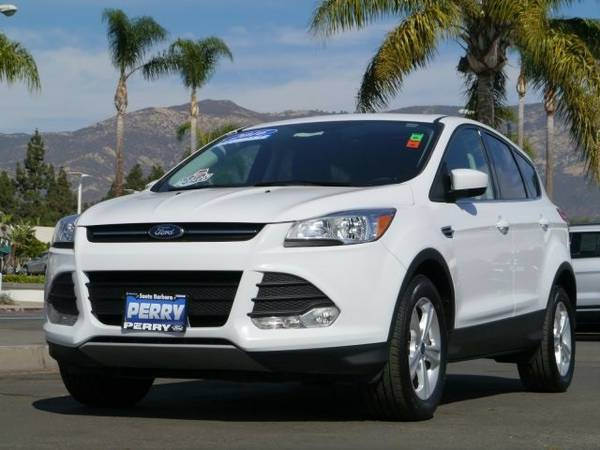 2016 Ford Escape SE SUV Escape Ford