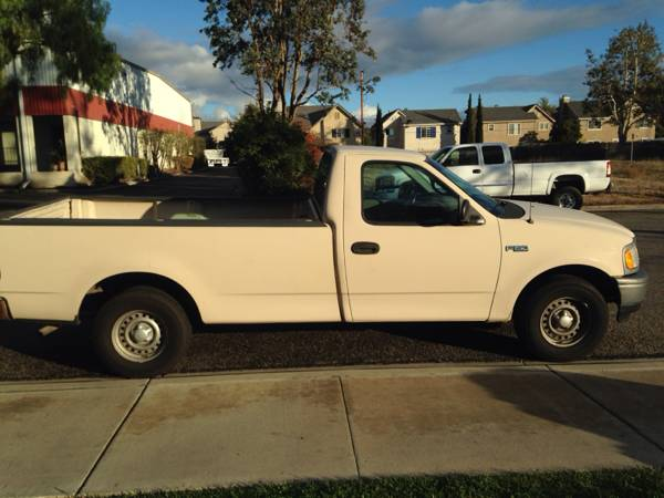1997 Ford F-150, F150, F 150 Long Bed Pickup Work Truck
