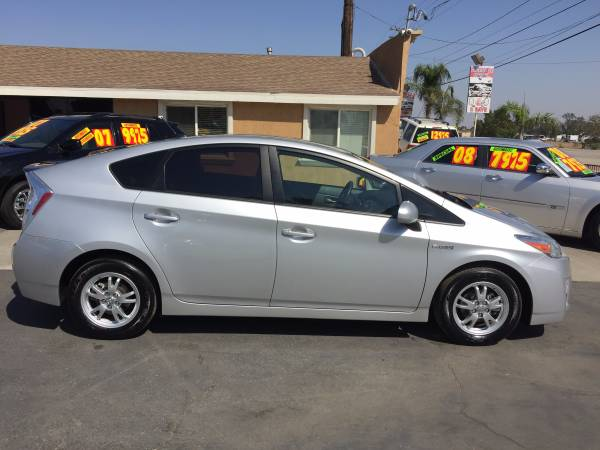 ((2010 TOYOTA PRIUS V, HYBRID, 4 CYLD, AUTOMATIC)) CALL
