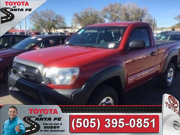 2013 Toyota Tacoma 4WD Reg Cab I4 MT * Best Financing! Best Pricing!