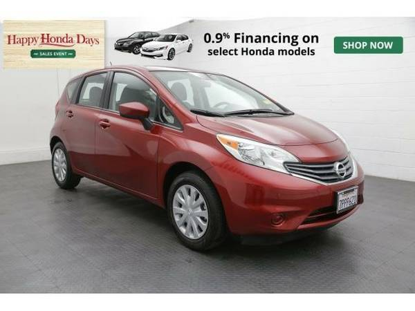 2016 *Nissan Versa Note* SV - Great Credit, Bad Credit, No Problem!
