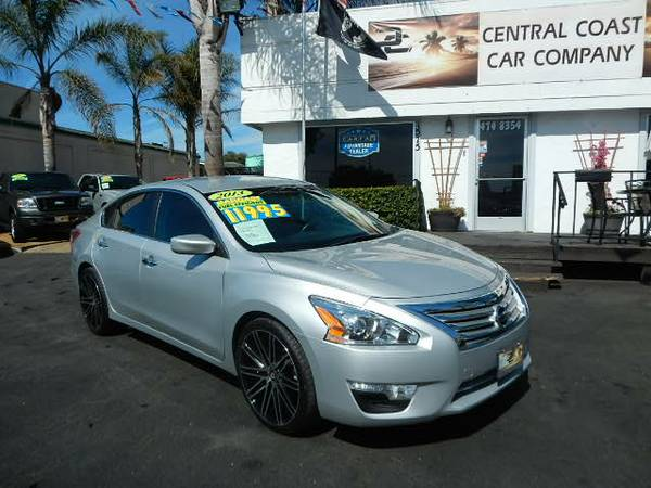 2013 NISSAN ALTIMA 2.5 S LOW MILES NEW CUSTOM WHEELS AND TIRES !!!