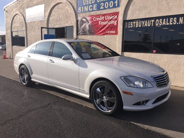 2009 MERCEDES-BENZ S550 *PRICE JUST REDUCED**