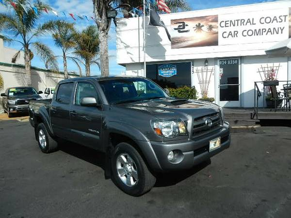 2010 TOYOTA TACOMA 4X4 TRD PKG BACKUP CAMERA LOADED!!
