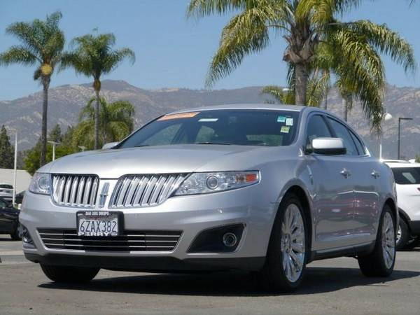 2010 Lincoln MKS EcoBoost Sedan MKS Lincoln