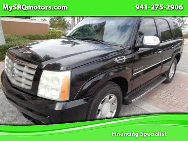 2002 *Cadillac* *Escalade* 2WD - - MySRQmotors.com !!!!!