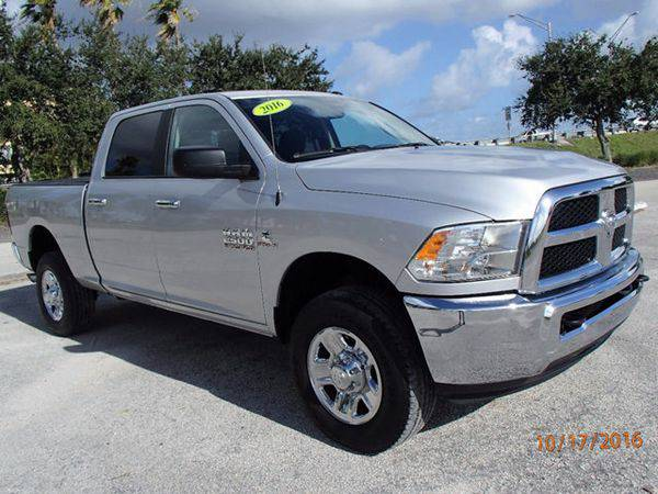 2016 *Ram* *2500* 4WD Crew Cab 149 SLT - CALL / TEXT 📱