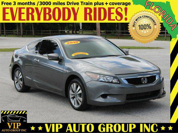 2010 *Honda* *Accord* *LX-S* 🚙 Manager's Special 🚙