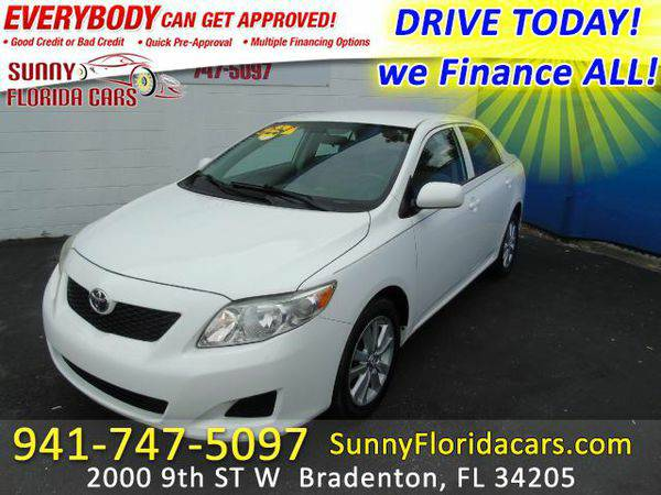 2010 *Toyota* *Corolla* LE - WE FINANCE ALL - EVERY ONE RIDES