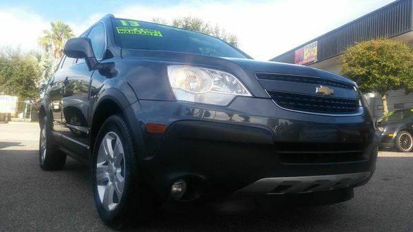 2013 *Chevrolet* *Captiva* *Sport* LS 4dr SUV w/ 2LS