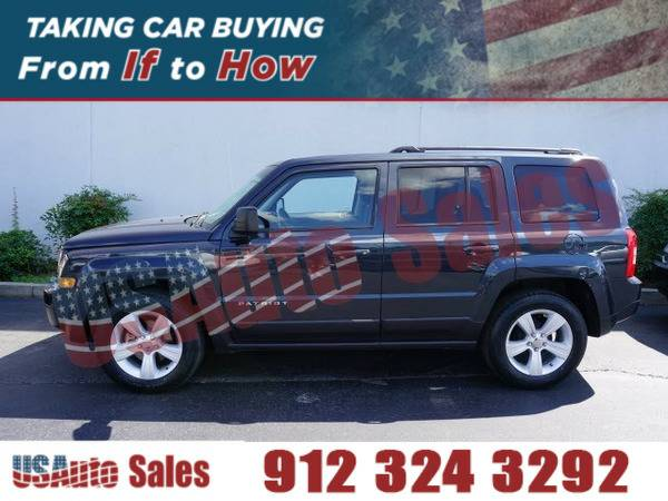 *2014* *Jeep Patriot Sport* ** BLACK