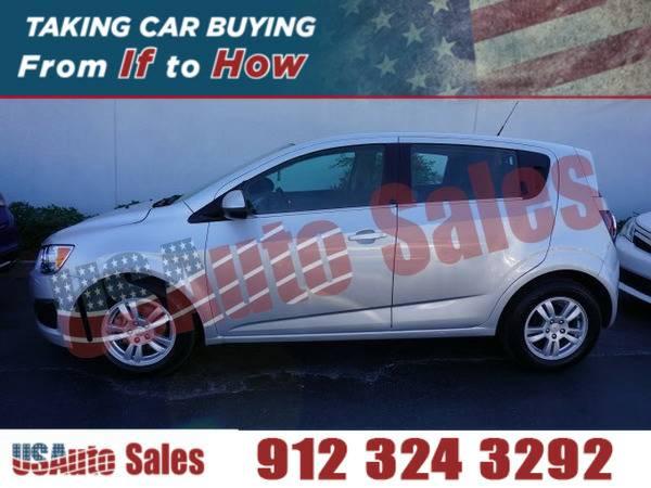 *2012* *Chevrolet Sonic 2lt Hatch* ** SILVER