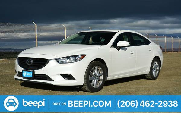 2016 *Mazda* *Mazda6* *4dr Sedan Auto* -$15,998