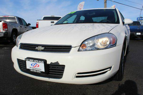 2008 *Chevrolet* *Impala* LS