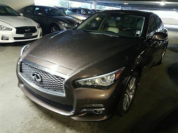 2014 *Infiniti* *Q50* Premium End of month specials happening NOW!!