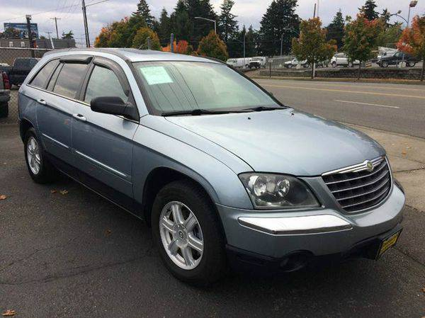 2005 *Chrysler* *Pacifica* Touring 4dr Wagon -100% APPROVED/Financing