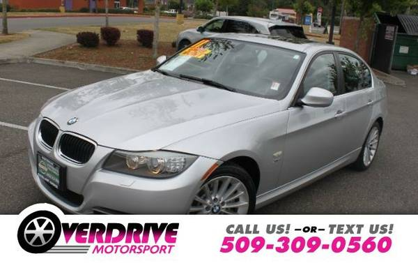 2011 BMW 335i xDrive SA