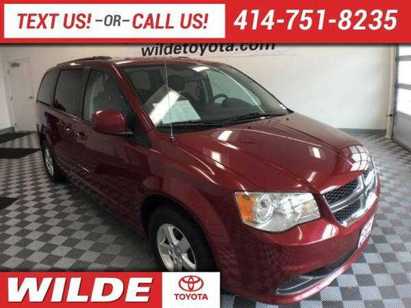 2011 Dodge Grand Caravan 4dr Wgn Mainstreet Van Grand Caravan Dodge