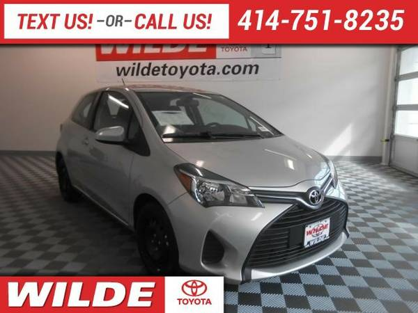 2016 Toyota Yaris 3dr Liftback Man L (Natl) Coupe Yaris Toyota