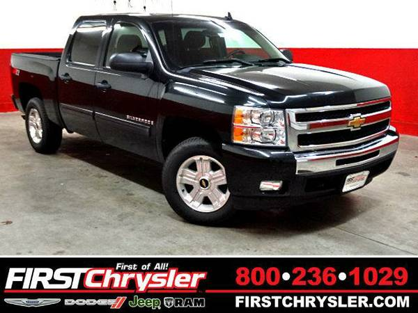 2009 *Chevrolet Silverado 1500* LT1-4x4-Crew Cab-Z71 - Chevrolet...