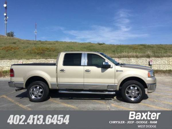 2008 Lincoln Mark LT Base Truck Crew Cab W18
