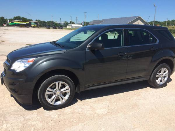 2012 Chevy Equinox LS FWD