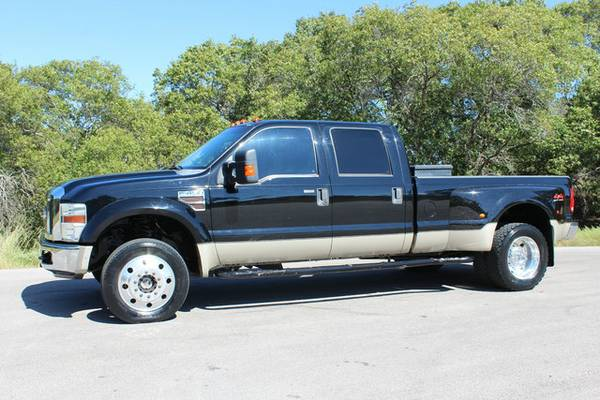 2008 FORD F-450 SUPER DUTY-6.4L POWERSTROKE-27SERVICE RECORDS-CALL NOW