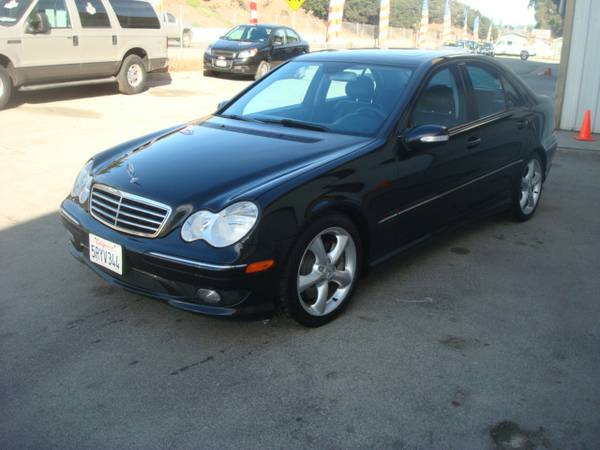 2005 MERCEDES-BENZ C230 SEDAN SUPER NICE AND CLEAN