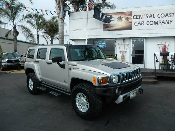 2008 HUMMER H3 4X4 HARD TO FIND CLEAN AS A PIN!!!!