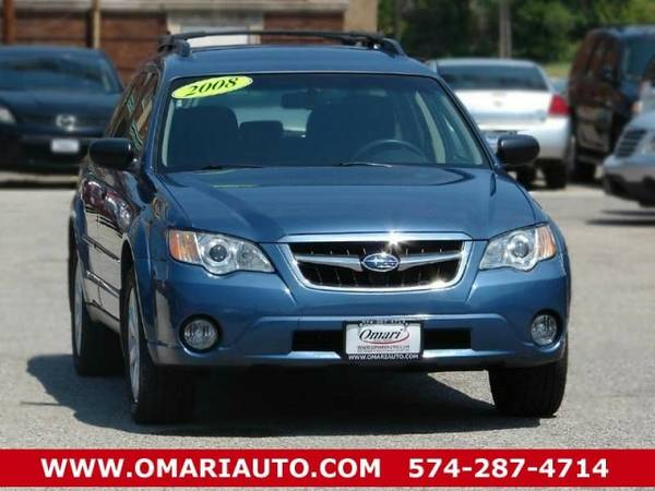 2008 Subaru Outback . Low Financing rates! As low as $600 down.