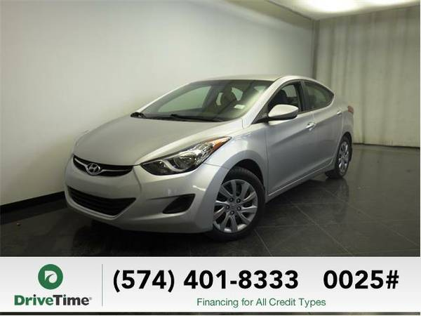 2013 *Hyundai Elantra* - LOW DOWN-PAYMENT