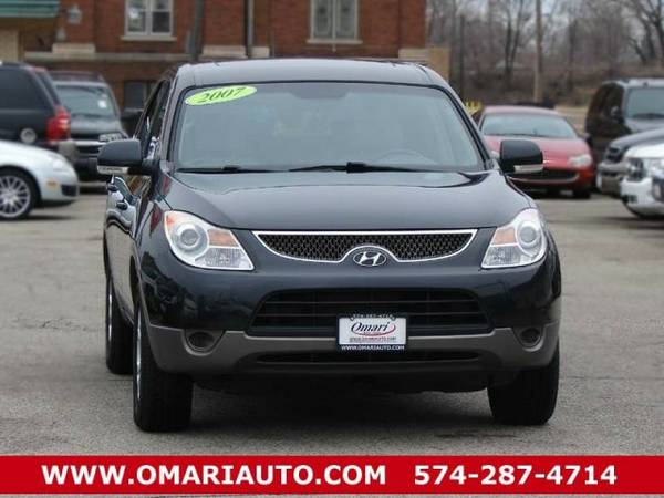 2007 Hyundai Veracruz GLS . Easy Financing! As low as $600 down.