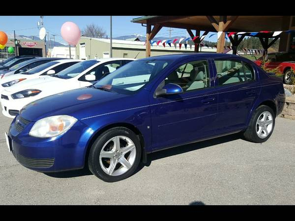 2006 *Chevrolet Cobalt* LEV2 LT (7852) Easy Financing Available OAC