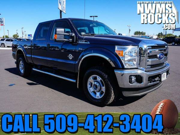 2016 *Ford F350* 4x4 -