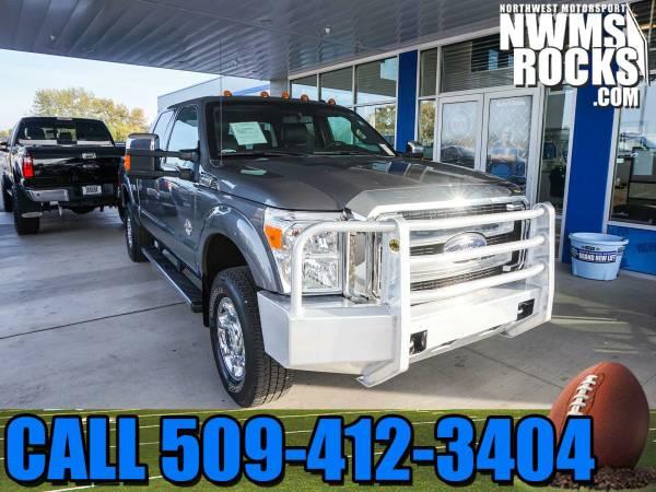 2014 *Ford F250* Lariat 4x4 -