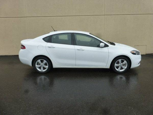 2015 Dodge Dart SXT Bright White Clearcoat May Not Be Here Tomorrow