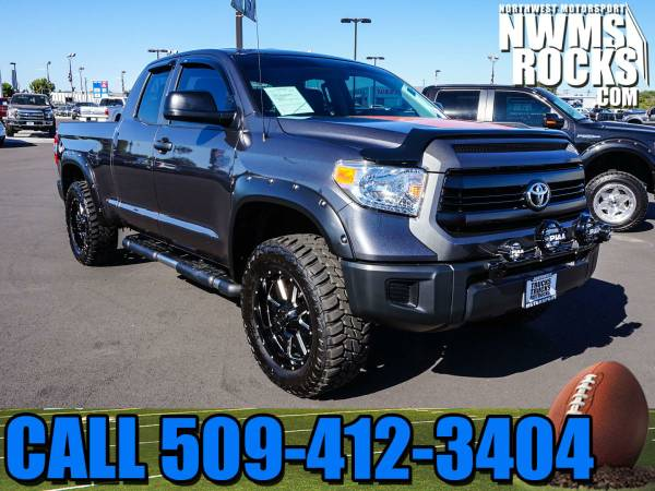 Lifted 2015 *Toyota Tundra* 4x4 -