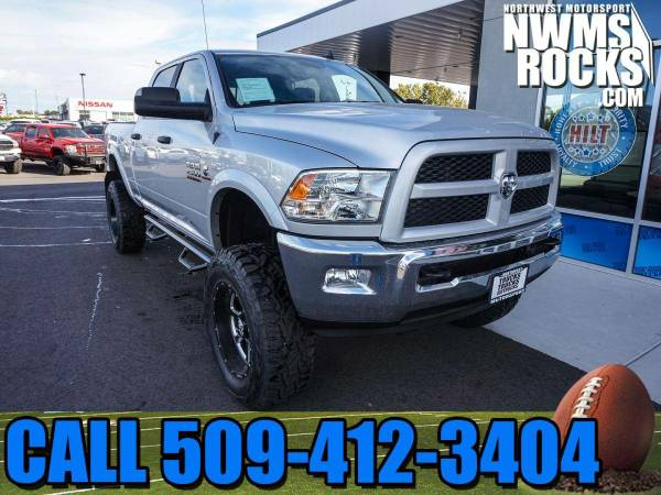 Lifted 2016 *Dodge Ram* 2500 Outdoorsman 4x4 - 2016 Dodge Ram 2500 Out