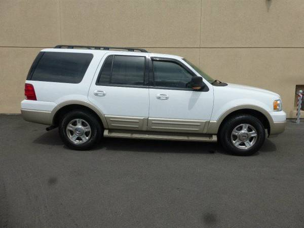 2006 Ford Expedition Sport Utility Eddie Bauer Built to impress