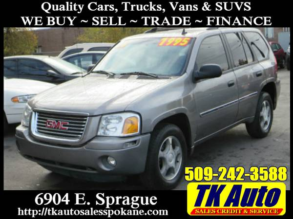 2006 GMC Envoy #4007 ★ Easy Financing! ★