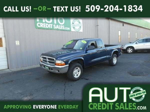 2002 Dodge Dakota SLT Truck Dakota Dodge