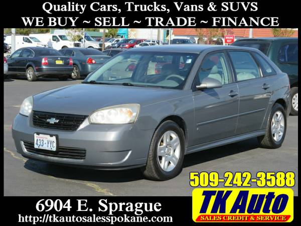 2007 Chevrolet Malibu Maxx LT #4297 ✪ Trade-Ins Welcome!