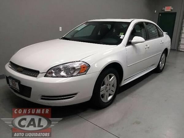 2013 *Chevrolet* *Impala* *4dr Sdn LT* 4dr Car